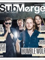Humble Wolf in Submerge Magazine