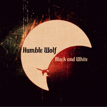 Humble Wolf – Black & White